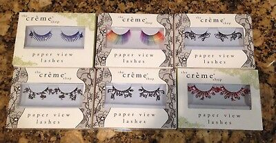 Costumes Buy (Buy 2 Get 1 FREE (Add 3 to Cart) The Creme Shop Paper View Lashes)