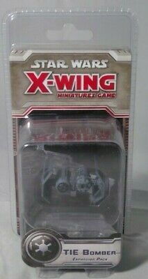 STAR WARS X-WING MINIATURES TIE BOMBER BRAND NEW **CLEARANCE**