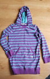 Mini Boden sweatshirt dress age 9-10