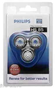 PHILIPS Philishave HS85 HS 85 NIVEA COOLSKIN 8020 8420 Scherköpfe Scherkopf SET