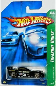 Hot Wheels 1/64 Corvette C6R Treasure Hunt Diecast Car
