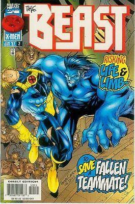 Beast # 2 (of 3) (Cedric Nocon) (USA, 1997)