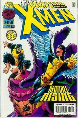 Professor Xavier and the X-Men # 16 (USA, 1997)
