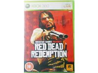 Red Dead Redemption for Xbox 360 (used)