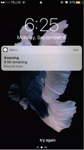 STOLEN iPhone 6s