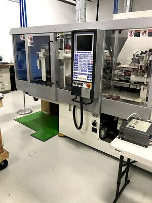 2000 Krauss Maffei 30-55c Plastic Injection Molding Machine A Real Beauty