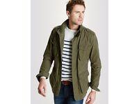 jacket mens size M New! New!