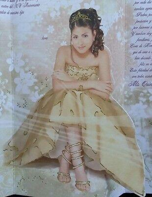 Invitaciones de Quinceañera (Spanish Quinceañera Invitations),Favors, 15 años (Quinceañera Invitations)