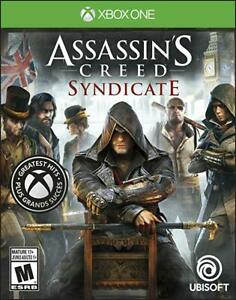 XBOX One Game - Assassin's Creed Syndicate (Used)