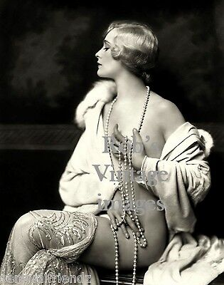 New York City Photo Flapper Muriel Finley Ziegfeld Follies 1920s Vintage 8x10
