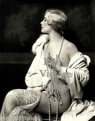 New York City Photo Flapper Muriel Finley Ziegfeld Follies 1920s Vintage 8x10