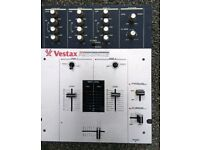 Vestax mixer un used good condition best to come and have a look, can deliver or post