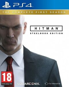 HITMAN:  THE COMPLETE FIRST SEASON   MINT CONDITION!