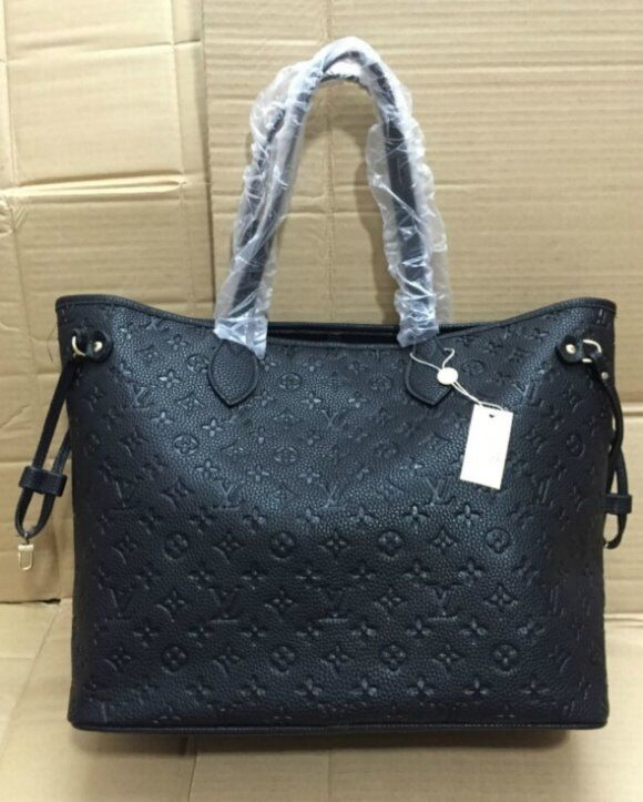 Women's Black LV Handbag (New)