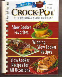 Cookbooks (4) Slowcooking & Microwaving, all for $5