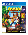 Video Games Crash Bandicoot