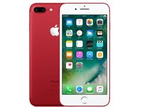 Looking for red edition iPhone 7/8 plus
