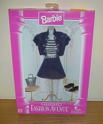 1996  ~  Barbie  Fashion Avenue ~ Boutique  Fashion  ~ New T-13