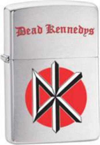 Cool Authentic Dead Kenedys  Logo Zippo