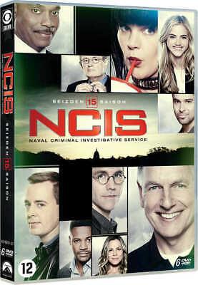 NCIS  SAISON 15  COFFRET DVD VF NEUF SOUS CELLO