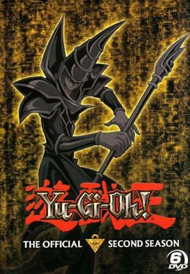 YU-GI-OH! - THE COMPLETE 2ND SEASON NEW DVD