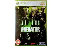 Aliens vs. Predator for Xbox 360 (used)