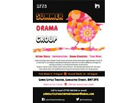 LTYG Drama Summer Groups