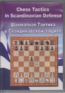 Chess tactics in scandinavian defense dvd new chess software ebay