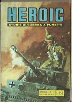 Heroic N° 13 - Fumetti Di Guerra (alhambra, 1971) -  - ebay.it