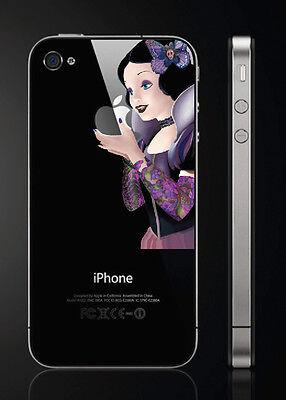 Mini Jammerz Princess Decal for iPhone 4 / 4S / 3G / 3GS - vinyl sticker