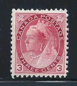 Timbres Canada No. 78 NEUF avec CHARNIÈRE