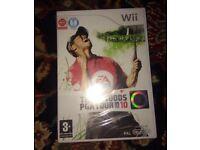 Wii Tiger Woods PGA Tour 10