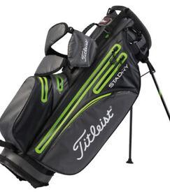 Titleist Staydry carry bag