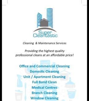 Professional Cleaners - SuperCleantastic Annerley Brisbane South West Preview