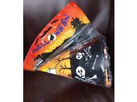 6 in a pack Halloween Hats 100 sets
