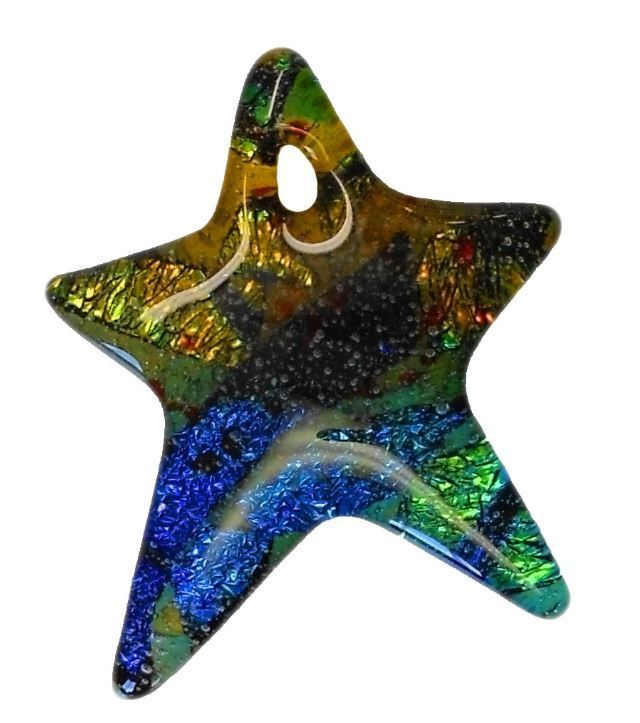 Holey Star Casting Mold - Glass Fusing