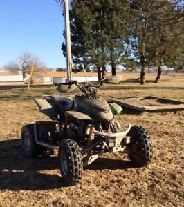 Arctic Cat DVX 400 ATV