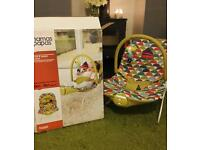 Mamas & Papas bouncing chair