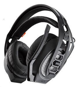 Plantronics RIG 800HX Black Headband Headsets for Microsoft Xbox One