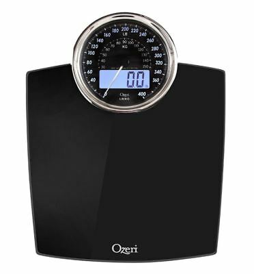 The Best Ozeri Modern Analog Digital Bathroom Weighing Weight Scale For Kids (Best Bathroom Scales)