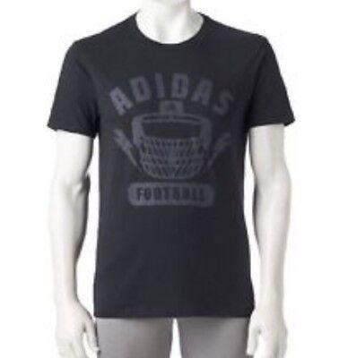 NWT Men's adidas Football Mask Performance Tee T-shirt (Adidas Football Shirt)