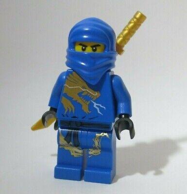 Jay DX 2521 2519 Dragon Extreme Blue Ninja Ninjago Lego Minifigure Mini Figure