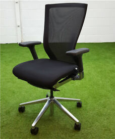 Techo Sidiz T50 chair cheap office furniture Harlow Essex London