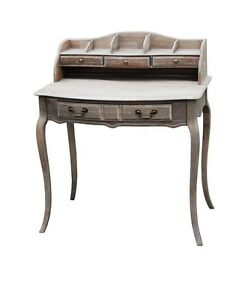 French Provincial Old Fashion Study Desk***ON SALE!!!