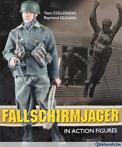 boek : Fallschirmjäger in Action Figures