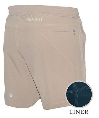 """Freeballers by Meripex 8"""" Inseam Sport Shorts with Liner (Cheaper than Birddogs)"""