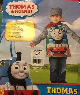 Thomas & Friends Costume Child S(4-6) (4 Friends Halloween Costumes)