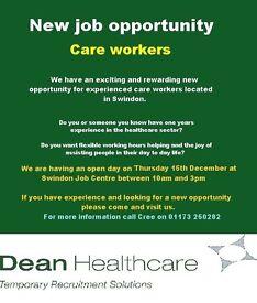 Support Worker - Swindon Open Day