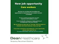 Support Worker - Swindon Open Day