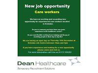 Support Worker - Open Day Swindon